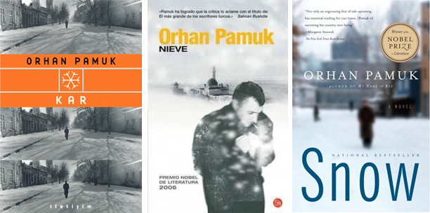 orhan pamuk essay Orhan pamuk's tenth novel, the red-haired woman is the story of a well-digger and his apprentice looking for water on barren land it is also a novel of ideas in.