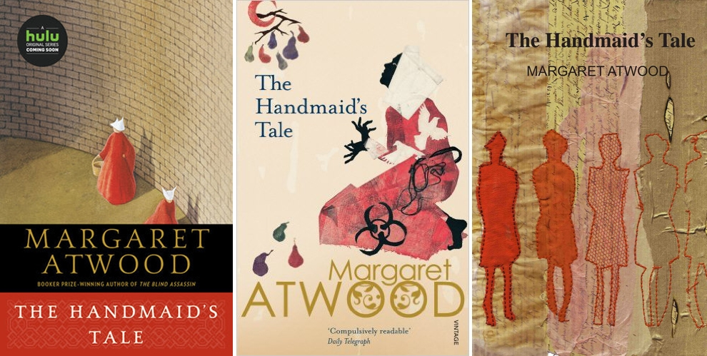 analysis of the handmaids tale a novel by canadian author margaret atwood The handmaid's tale by margaret atwood from margaret atwood's very readable book ''the the book in cambridge,'' said the canadian author.