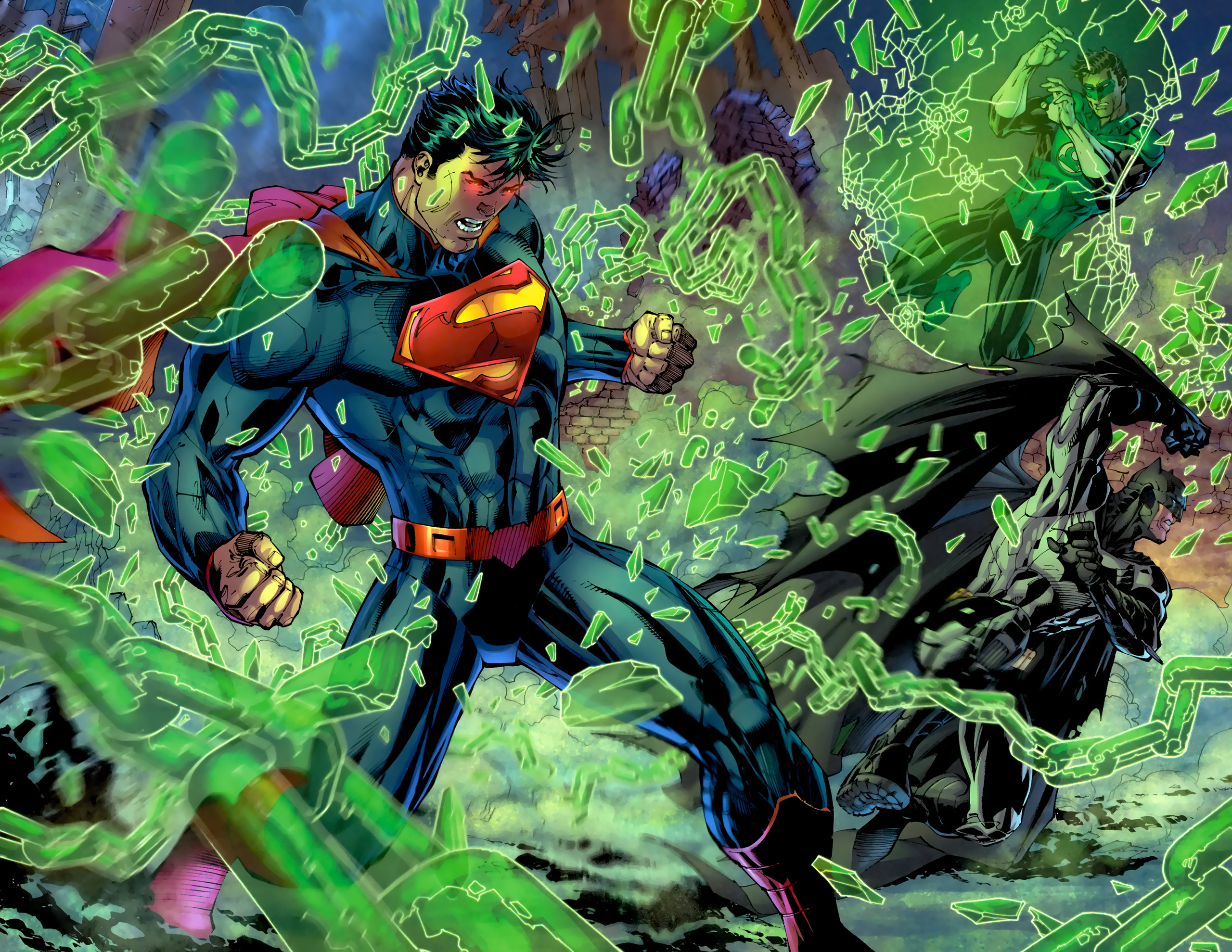 Superman New 52 Wallpaper images  Hdimagelib