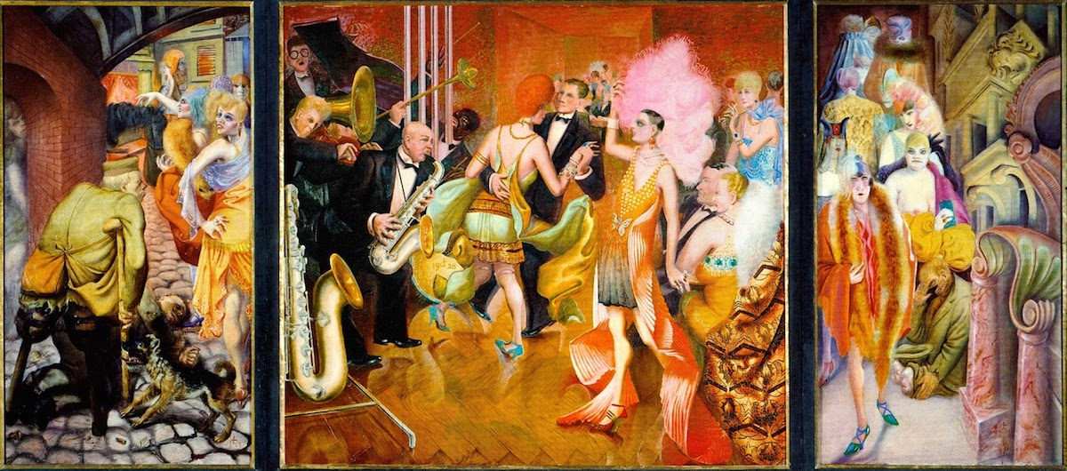 the weimar republic modern arts and