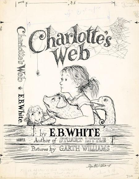 eb white essay inspiration charlottes web
