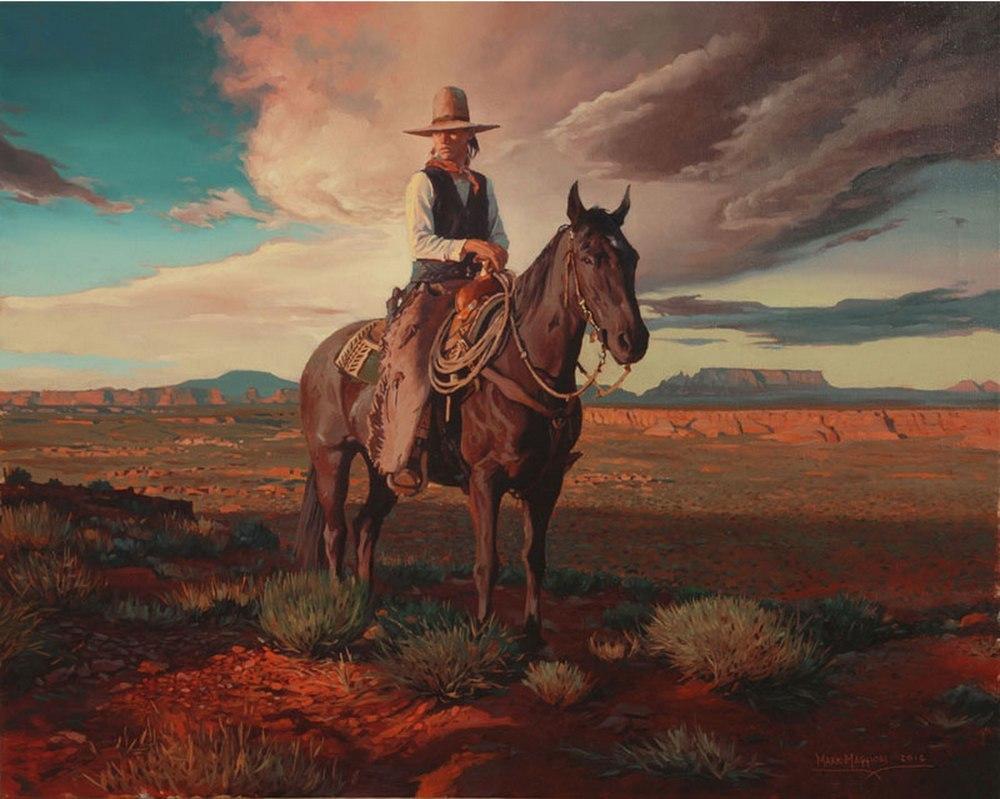 Американские ковбои картинки