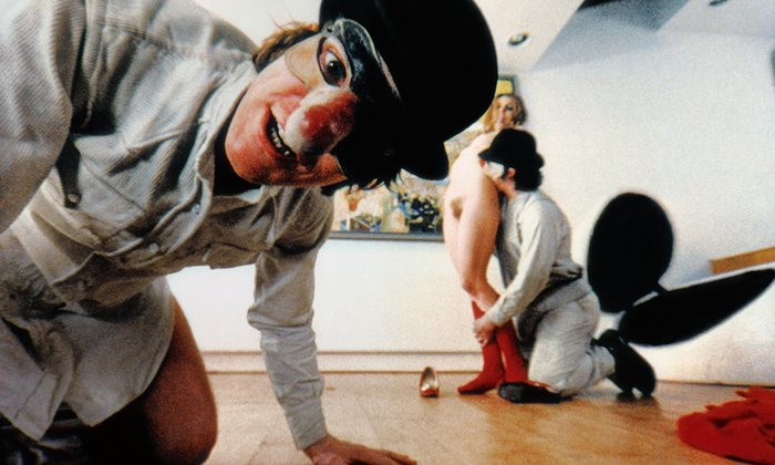 the consequences of alexs acts of violence in the film a clockwork orange by anthony burgess