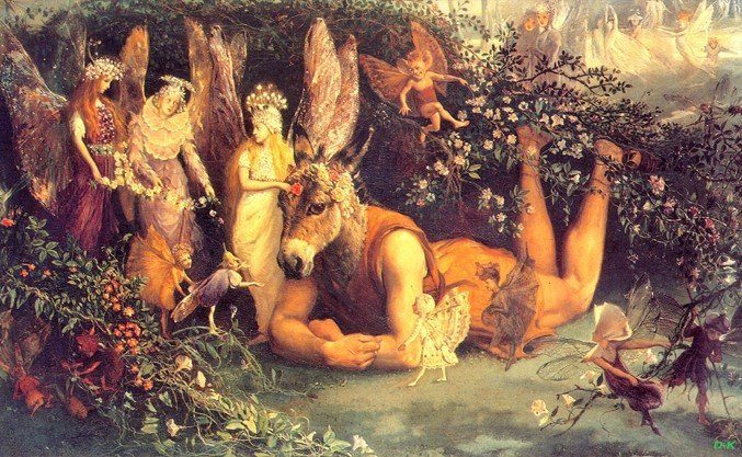 the underpinning of demetrius in a midsummer nights dream by william shakespeare William shakespeare overview doi: but demetrius is supposed to be marrying hermia audio a midsummer night's dream from a midsummer night's.